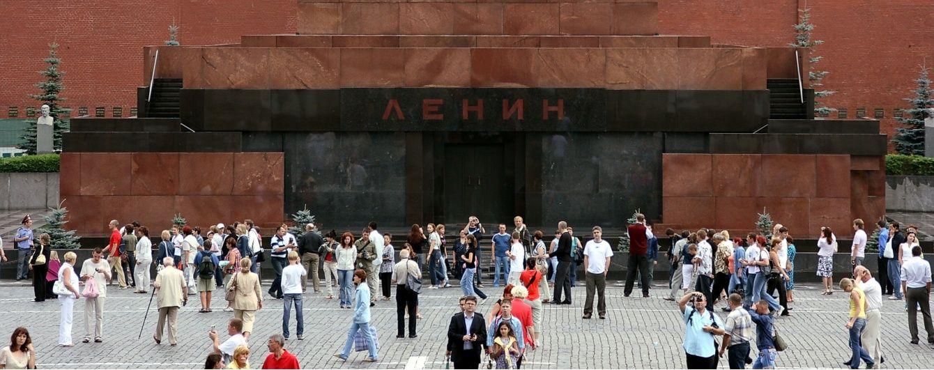 Поклонська разом із Кадировим хочуть закопати тіло Леніна