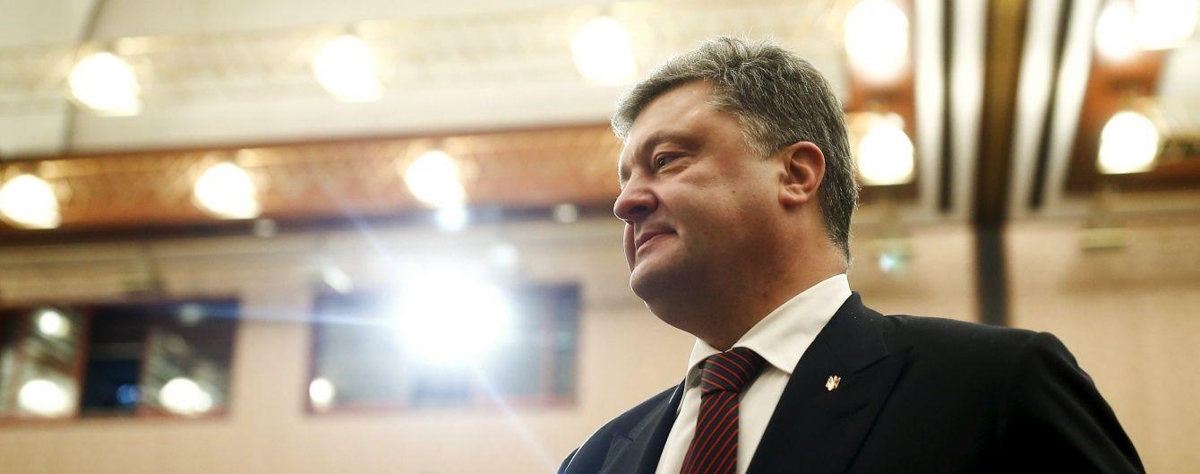 """Порошенко підписав безстроковий мораторій на виплату """"боргу Януковича"""""""