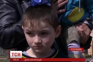 На Чернігівщині 5-річний хлопчик виніс із охопленої полум'ям хати двох немовлят