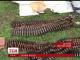 Оперативники виявили схрон з арсеналом зброї біля окупованої території