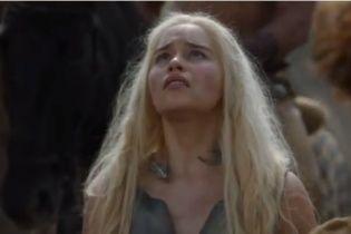 """У Мережі з'явились відео зі сценами з нового сезону """"Гри престолів"""""""