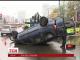 В центрі Києва 15-кілометровий затор спричинила аварія