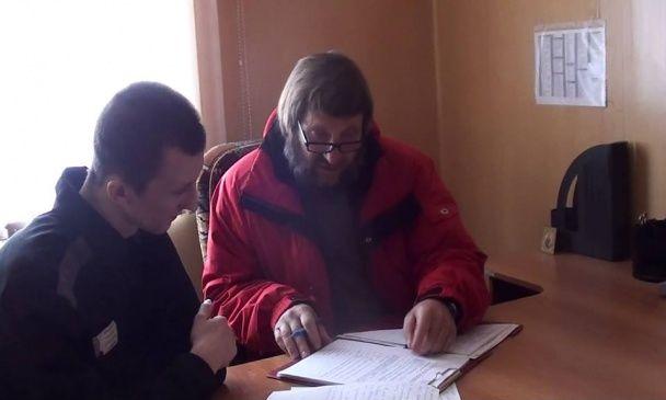 Російські правозахисники дізналися про стан Кольченка в уральській колонії