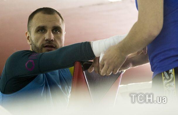 """Як український """"тигр"""" Бурсак проводив відкрите тренування у Києві"""