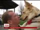 Канадці привчають українців до лікування собаками