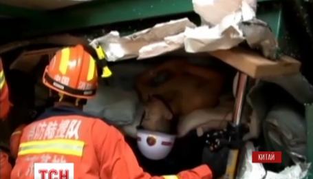 У Китаї 18 людей загинули на будівельному майданчику