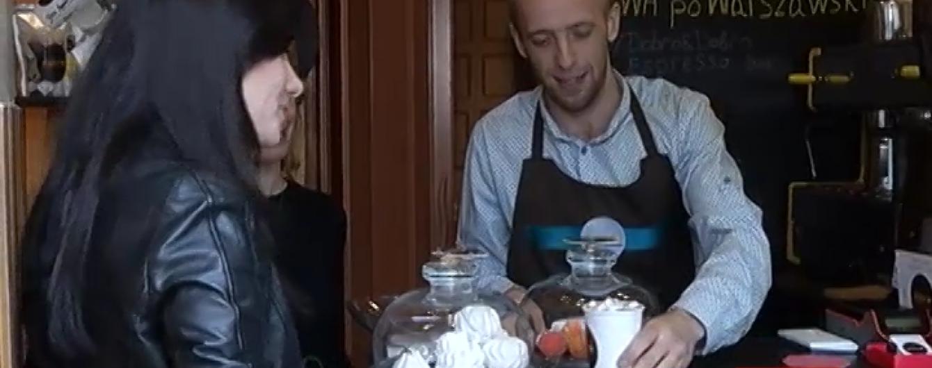 Українці відкрили за кордоном унікальну мікро-кав'ярню
