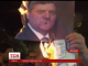 У Македонії протестувальники розгромили канцелярію президента