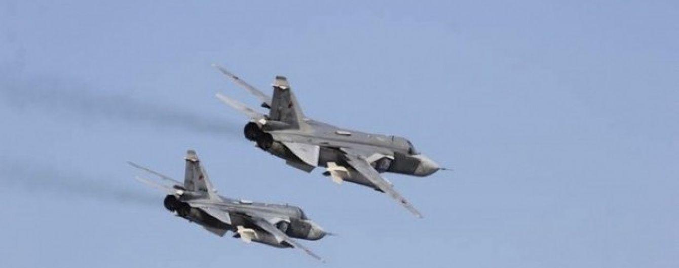 Російські військові літаки перехопили поблизу кордонів Естонії