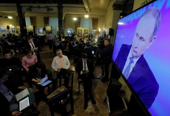 Володимир Путін, РФ, пряма лінія_4