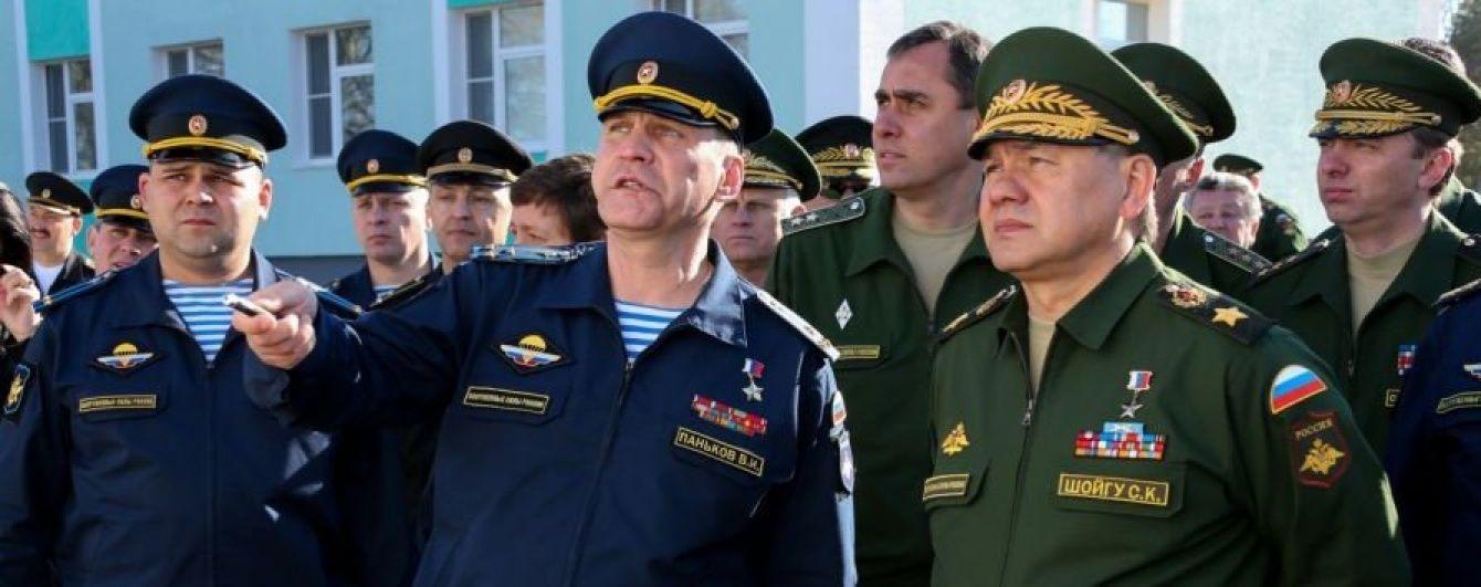 Росія перекинула до Новоазовська десантників, очільник яких служив в українській армії - розвідка