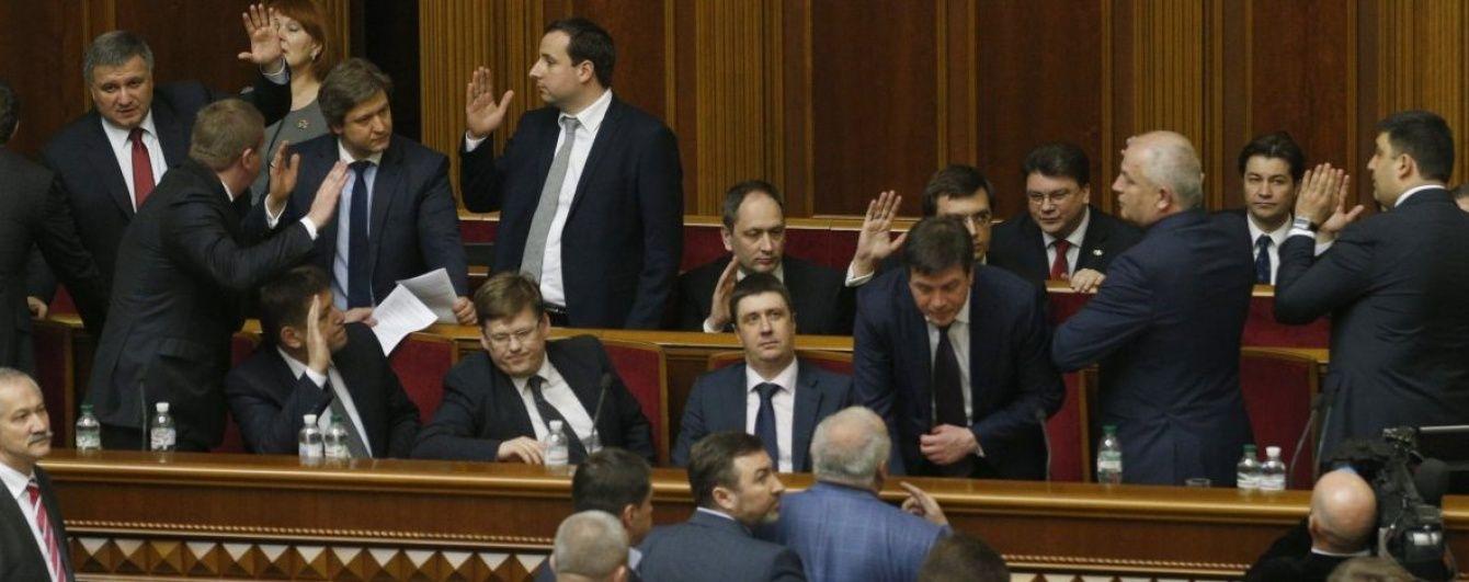 Кабмін створив спеціальну группу для розробки нової податкової реформи