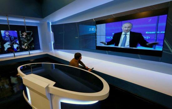 """У Кремлі оголосили дату чергової """"прямої лінії"""" з Путіним"""