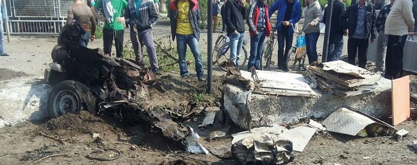 Вибух на кордоні з Кримом був терактом, розрахованим на велику кількість жертв