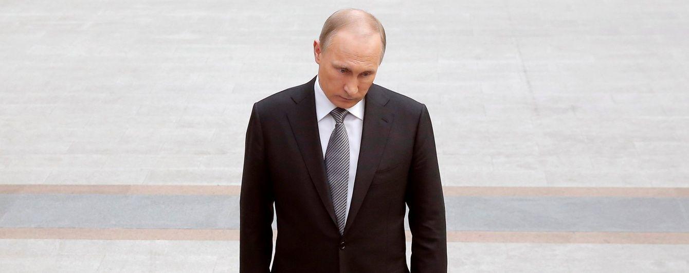 """Редактор The Economist припустив, що на Україні Путін не зупиниться: """"Він готовий ризикувати"""""""