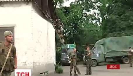 """В Боярке произошла перестрелка между бойцами """"Торнадо"""" и работниками военной прокуратуры"""