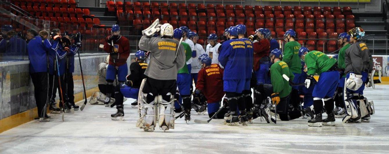 У збірній України з хокею визначилися зі складом на чемпіонат світу в Хорватії