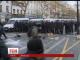 У Парижі протести французької молоді та профспілок закінчилися бійкою