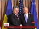 Порошенко та Джо Байден домовилися про виділення Україні третього траншу кредитних гарантій