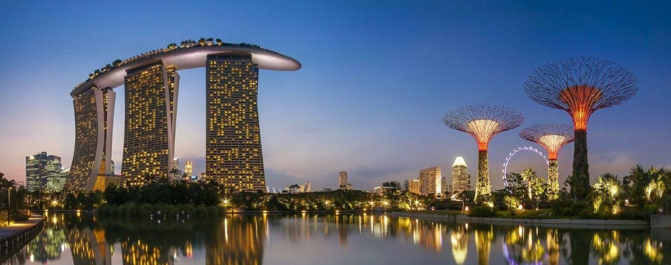 Від Сінгапура до Лос-Анджелеса: найдорожчі туристичні напрямки світу. Інфографіка
