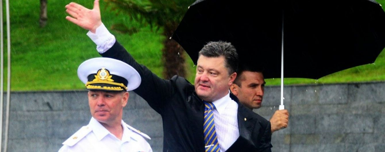 Порошенко пояснив, чому звільнив командувача флотом України