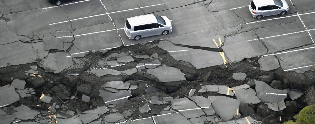 На японському острові сталося більше тисячі землетрусів за три тижні. Є загиблі