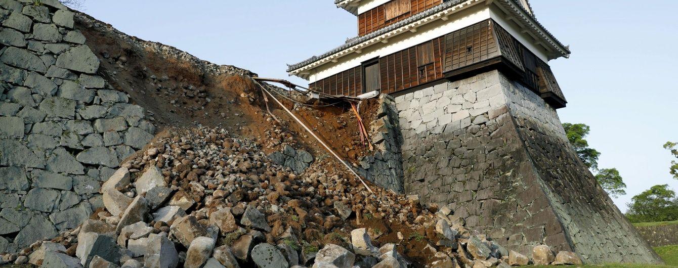 Кількість жертв землетрусів у Японії зросла до 41
