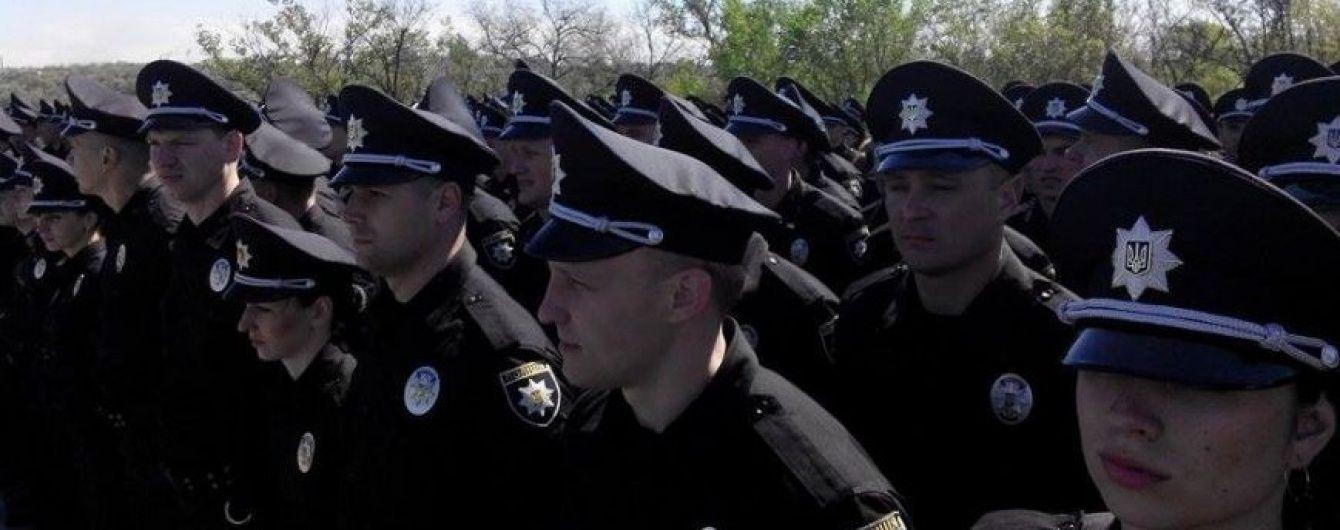 У Запоріжжі склала присягу нова поліція