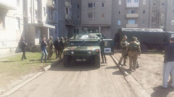 ОБСЄ встановила перші камери спостереження біля Авдіївки на Донбасі