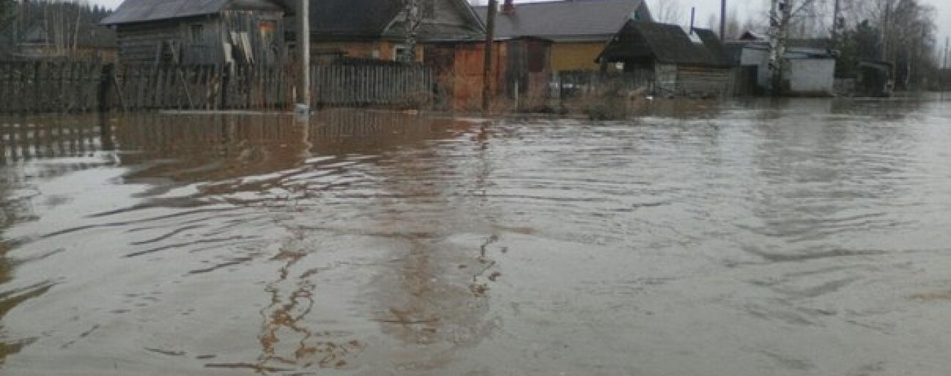 """У Росії """"плаває"""" понад сотня населених пунктів"""