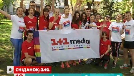 В Киеве состоялся шестой полумарафон