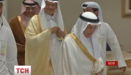 Цены на нефть обвалились после неудачных переговоров стран-экспортеров в Катаре