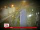У Києві водій заснув за кермом та врізався у світлофор