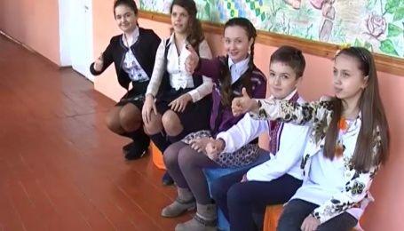 """Проект """"Измени свою школу"""" достался до села Ягельнице Тернопольской области"""