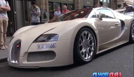 В Bugatti Veyron обнаружили сразу три серьезных дефекта