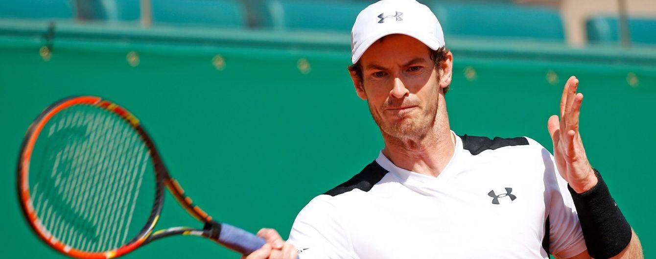 Британський тенісист Маррей виграв сьомий титул у сезоні