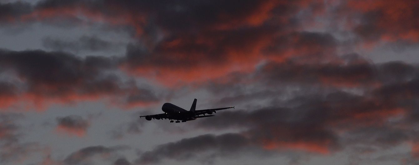 У Сирії з невідомих причин впав військовий літак