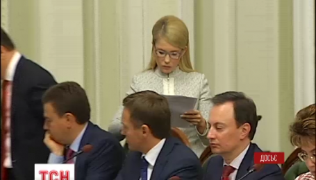 Юлія Тимошенко та Олег Ляшко хочуть заборонити уряд Володимира Гройсмана