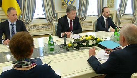 """Порошенко собрал рабочую группу по """"деофшоризации"""""""