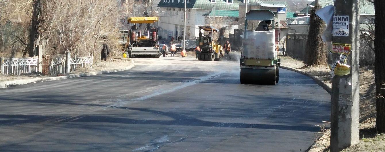 Гройсман анонсував старт масштабного ремонту українських доріг