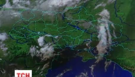 С севера Европы на Украину надвигается холодный воздух