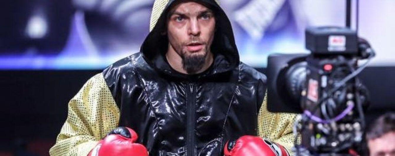 Известный украинский боксер попал в реанимацию после ДТП