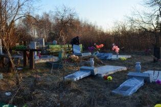 У Росії діти від нудьги розгромили кладовище і поцупили з могили іграшки