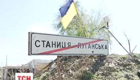 Бойовики поновили обстріли Станиці Луганської