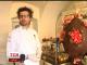 Гігантську великодню писанку зі справжнього шоколаду розписану цвітом сакури зробили в Ужгороді