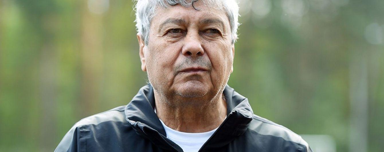 Луческу чекає на видовищну битву в Кубку України