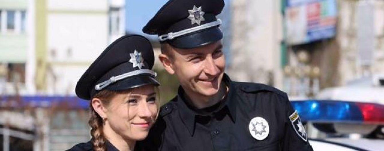 У Рівному склала присягу патрульна поліція