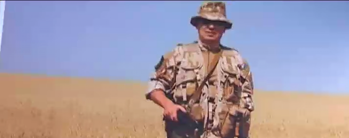 Полонений полковник зателефонував з Донецька і попросив внести його в списки на обмін