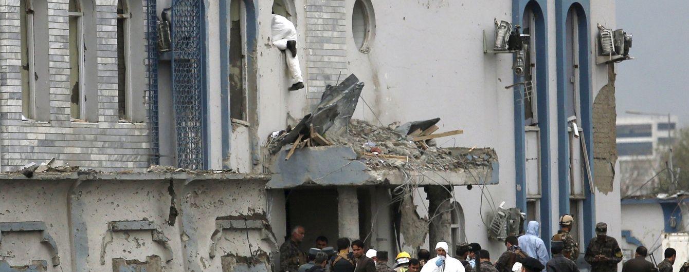 У Кабулі стався другий за останню добу вибух