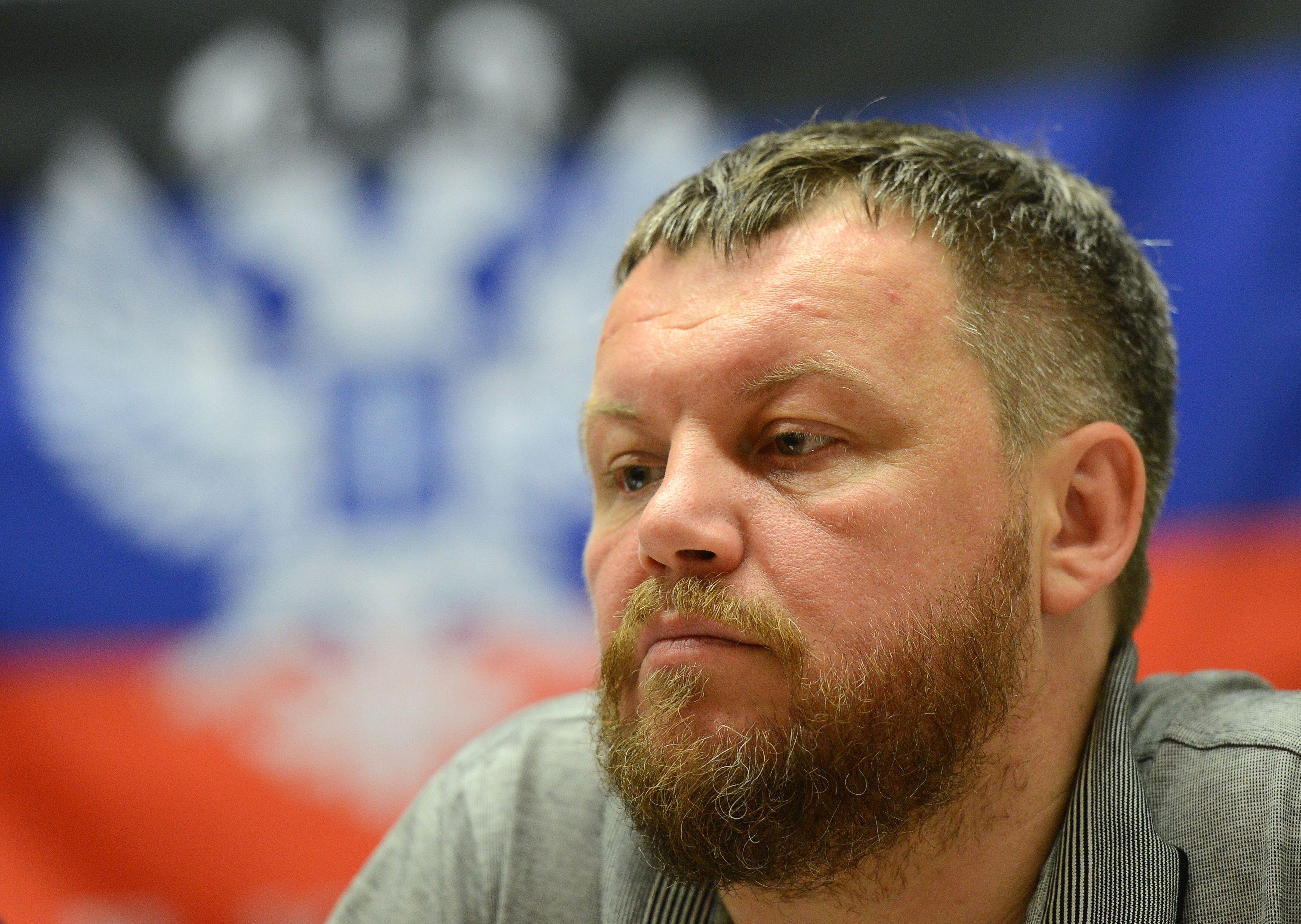 Андрій Пургін, колишній ватажок ДНР